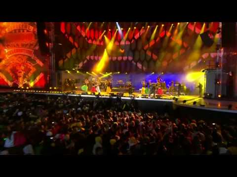 Shakira  Hips Dont Lie 2010 FIFA World Cup™ Kickoff Concert