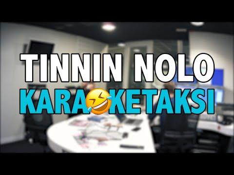 Juuso ja Tinni Show: Tinnin nolo karaoketaksi