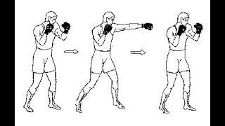 Бокс Уроки для начинающих. Виды ударов в боксе