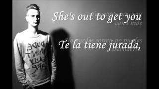 Robin Schulz - Sugar - Feat  Francesco Yates (Lyrics) (subtitulada español - inglés)