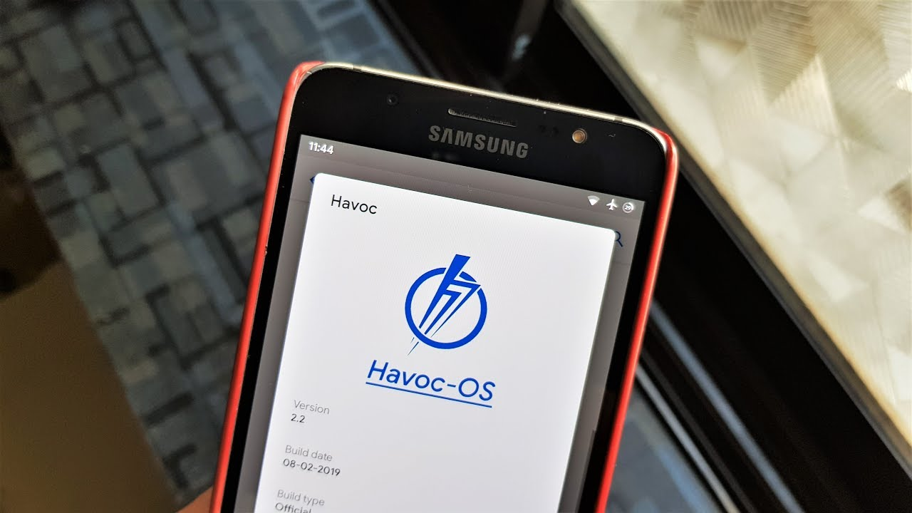 HavocOS 2 2 For Galaxy J7 2016! [Android 9 0 Pie]