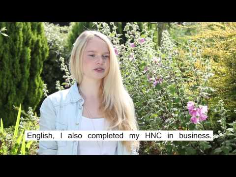 International student experience at Inverness College UHI