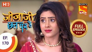 Jijaji Chhat Per Hai - Ep 170 - Full Episode - 3rd September, 2018