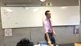 Integrating Exponential Functions (2 of 3: Finding the area under exponential curves)