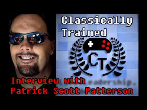 Interview with Patrick Scott Patterson (Original PSP) Video Game Historian