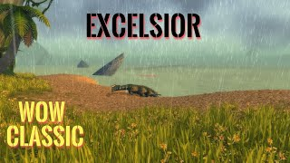 WoW Classic/Excelsior/ Warrior solo doing elite quest