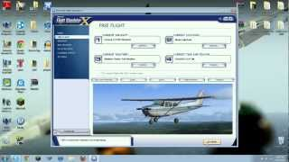 How To Download Scenery For FSX (VoiceTutorial) HD