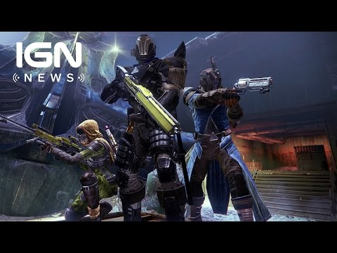 Destiny Sequel Originally Set to Release This Month - IGN News