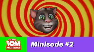 Talking Tom and Friends, minisode 2 - Anti-social thumbnail