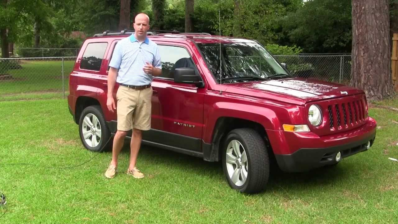 2014 jeep patriot, crossover or suv? - youtube