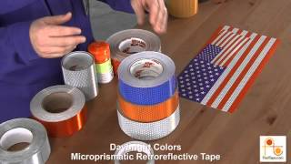 Reflective tape | What's right for your job
