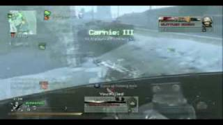 MW2 - Top 10 throwing knife kills(part 1)