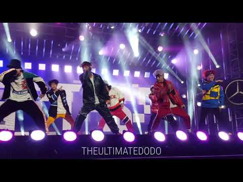 171115 Fire 불타오르네 @ BTS 방탄소년단 Jimmy Kimmel Live Mini Concert 지미 키멜 라이브 Fancam 팬캠