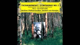 Скачать Чайковский Симфония No 2 C минор Op 17 Маленький Русский Караян Берлинская Филармония