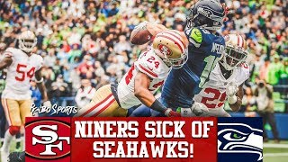 Live! 49ers vs Seahawks NFL 2018 Week 15 Predictions