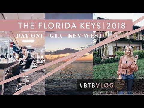 Florida Keys Vlog Day One | #BTBVlog