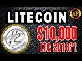 Litecoin WILL EXPLODE in 2018!! | Litecoin Review & Price Prediction 2018