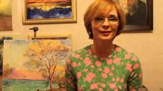 Живопись маслом. Макс Скоблинский.Отзывы об уроках.Painting Lessons.MAX Skoblinsky