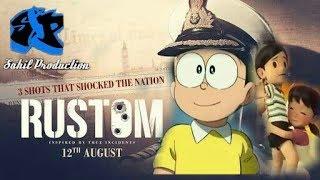 Rustom Trailer | Nobita Shizuka | Version .