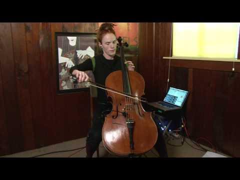 Avant-garde Cellist Zoe Keating