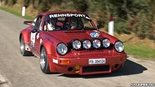 5 Minutes of EPIC Flat-6 Sound - Porsche 911 SC Rally Special