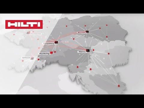Hilti - Logistics Europe Central introduction