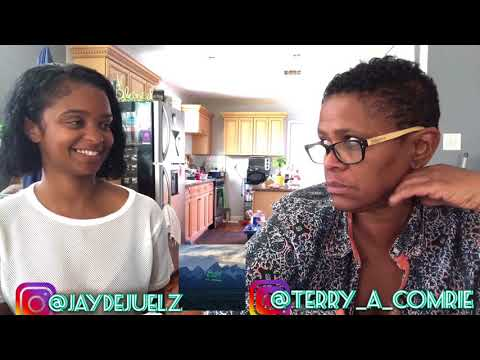 Kanye West - All Mine ft. Ty Dolla $ign & Valee Reaction w Moms #RealReaction