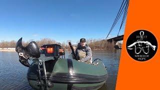 Рибалка без спінінгів. Обкатали мотори після зими