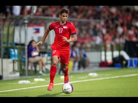 Irfan Fandi Ahmad Goals Skills Assists Singapore U  Sea Games Singapore