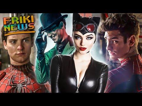BOMBA: Confirman regreso de los Spider-Man clásicos y villanos de The Batman? Serie animada de X-Men