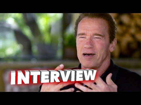 "Terminator: Genisys: Arnold Schwarzenegger ""Guardian"" Behind the Scenes Interview"