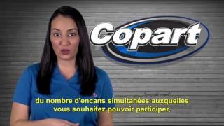 Intro à Copart : Encans de voitures en ligne (français canadien)