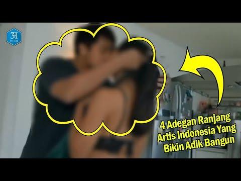 4 Adegan Ranjang Artis Indonesia, No 2 Bikin Adik Bangun!