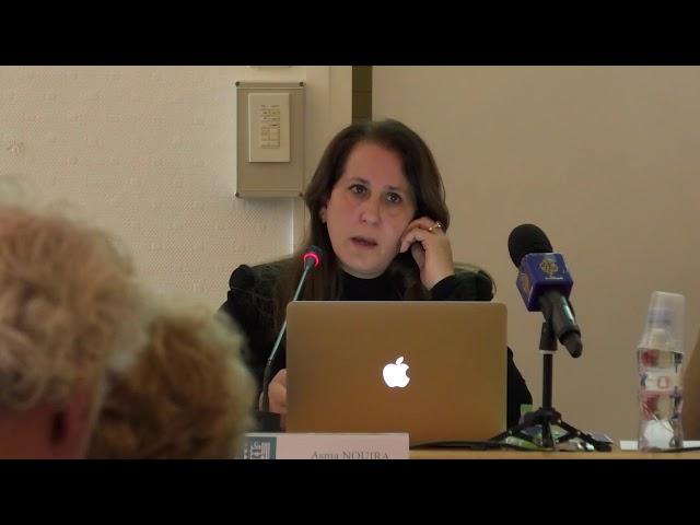 Session 2 : Le rôle de l'Union européenne dans le processus de changement démocratique