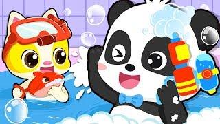我愛洗澡 | 最新洗澡兒歌 | 好習慣童謠 | 醫生動畫 | 不挑食卡通 | 寶寶巴士 | 奇奇 | BabyBus