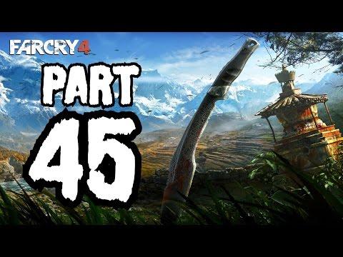 ► Far Cry 4 | #45 | UŽIVATELSKÉ MAPY! | CZ Lets Play / Gameplay [1080p] [PC]