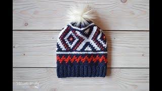 CROCHET TUTORIAL: Crochet Neva Hat (Team USA Olympics Uniform Hat)