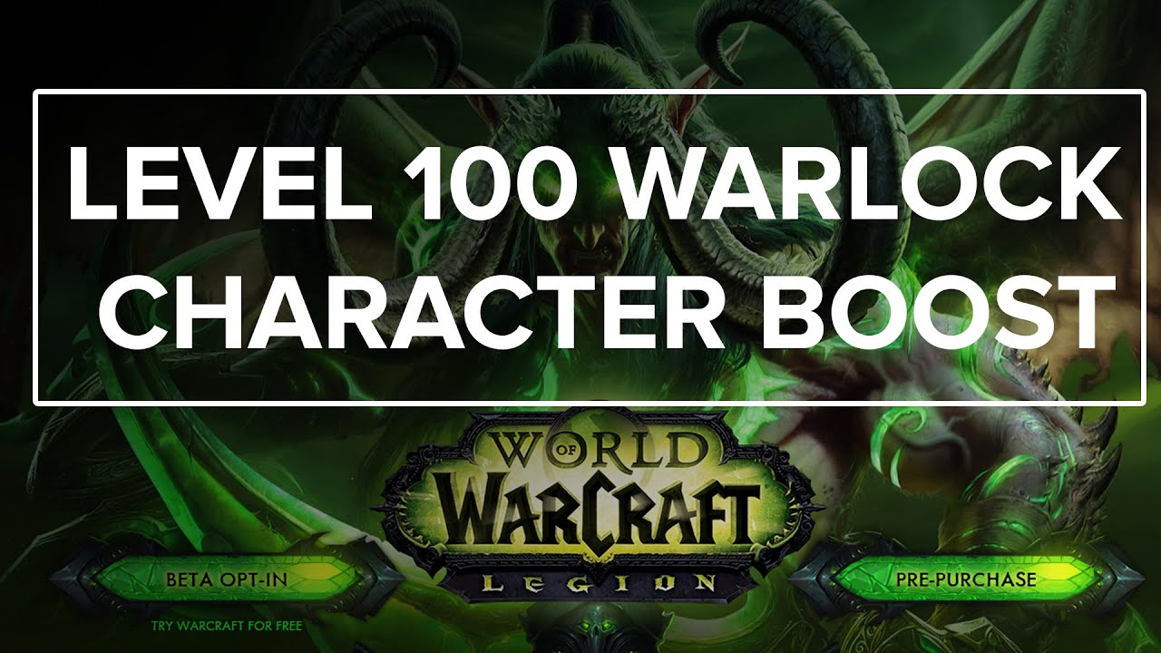 how to get to legion at 100