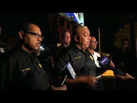 NOPD update on mass shooting in New Orleans