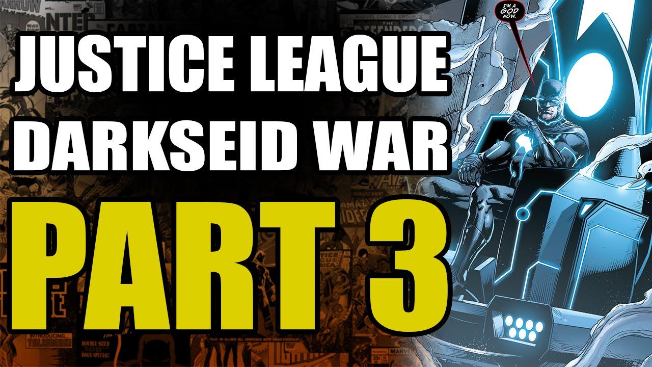 Justice League Darkseid War: Part 3 - Batman The New God | Comics Explained