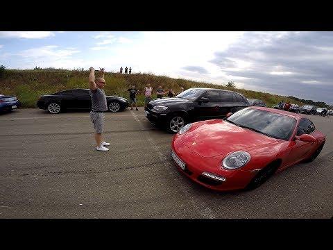 Ставка на Porsche , сработала  ???      Turbo -  VAZ  , в деле  ...