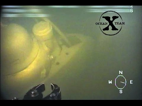 Ocean X found Russian sub
