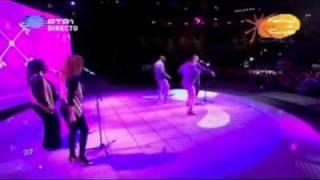 Festival da Canção 2010  |Semifinal 2| -  V-Boy - Quando Eu Penso em Ti
