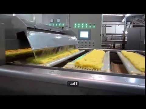 Bạn có biết Mỳ Tôm được sản xuất như thế nào chưa?