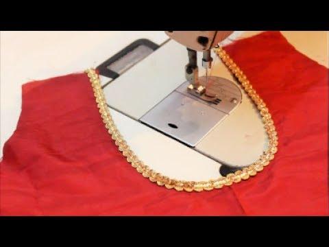 Lining Blouse Stitching(DIY)-Tamil