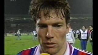 Arminia Bielefeld - Bayern München 2:0 (12.3.97) ZDF