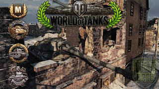World of Tanks - IS-7 - 7 Kills - 9k Damage - 1vs4 [Replay|HD]