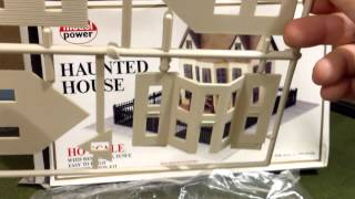 Model power haunted house review