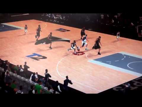Nba2k12 VC team kid sick dunk by TL