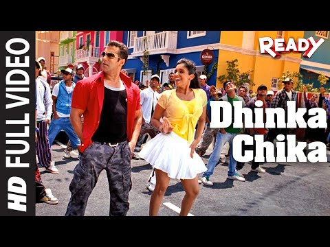 Dhinka Chika Full  Song  Ready Feat Salman Khan, Asin